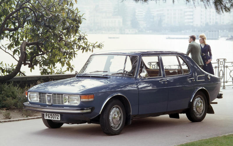 Saab 99 (1968)