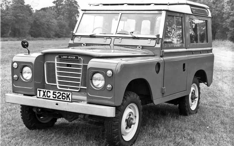 Land Rover Series III (1971)