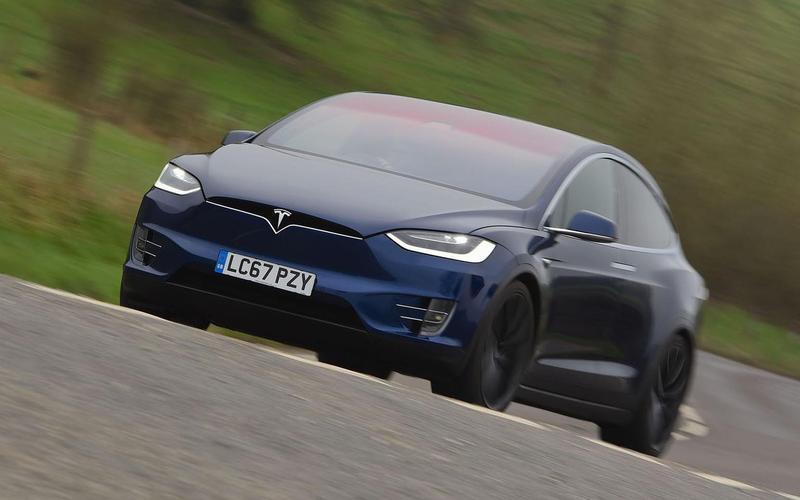 6: Tesla Model X Ludicrous Performance