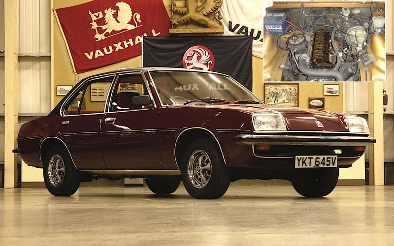 Opel CIH