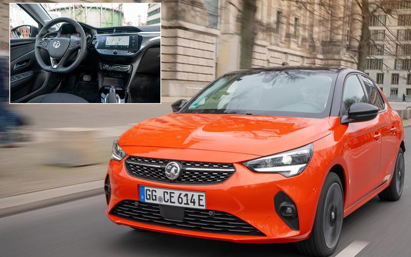 SUMMER 2020: Vauxhall/Opel Corsa-e