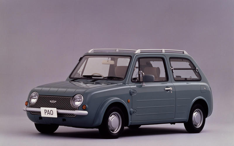 Nissan Pao (1989)