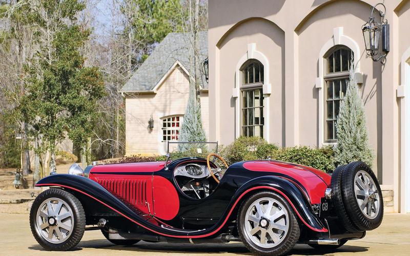 86. 1932 Bugatti Type 55 Roadster (DOWN 3)