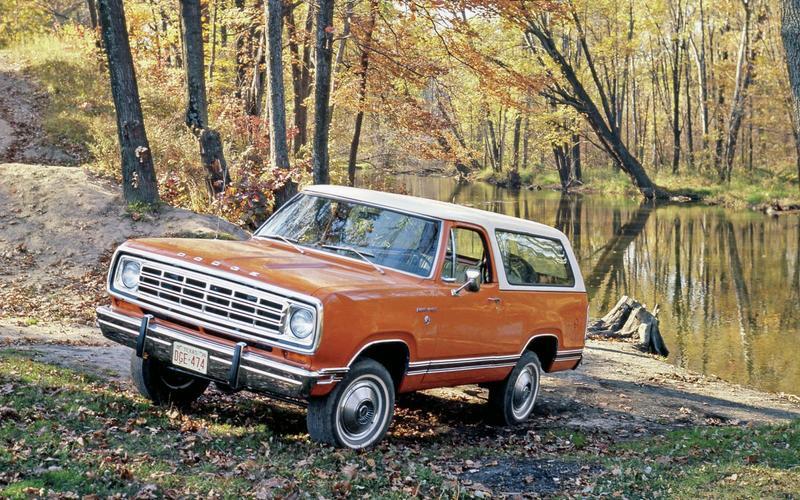 Dodge Ramcharger (1974)