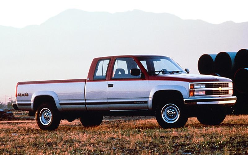 Chevrolet C/K (1987)