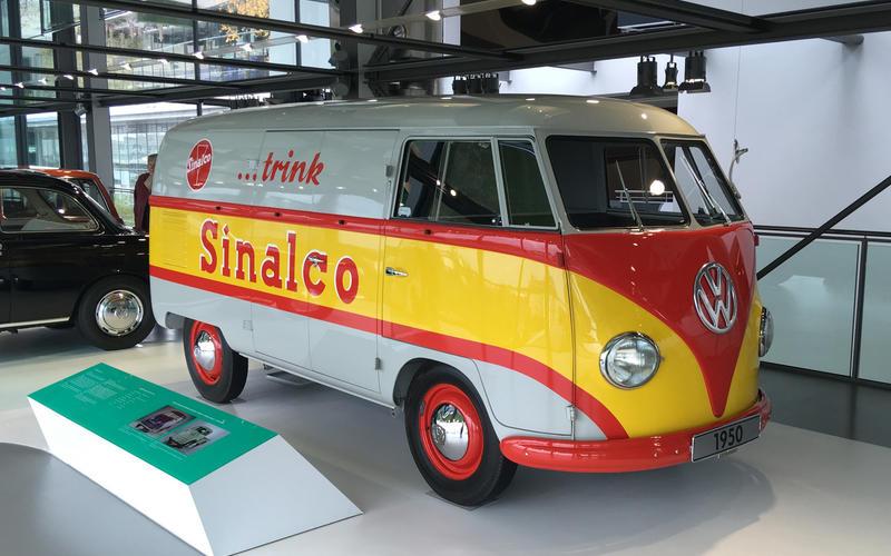 Volkswagen Type 2 Transporter (1950)
