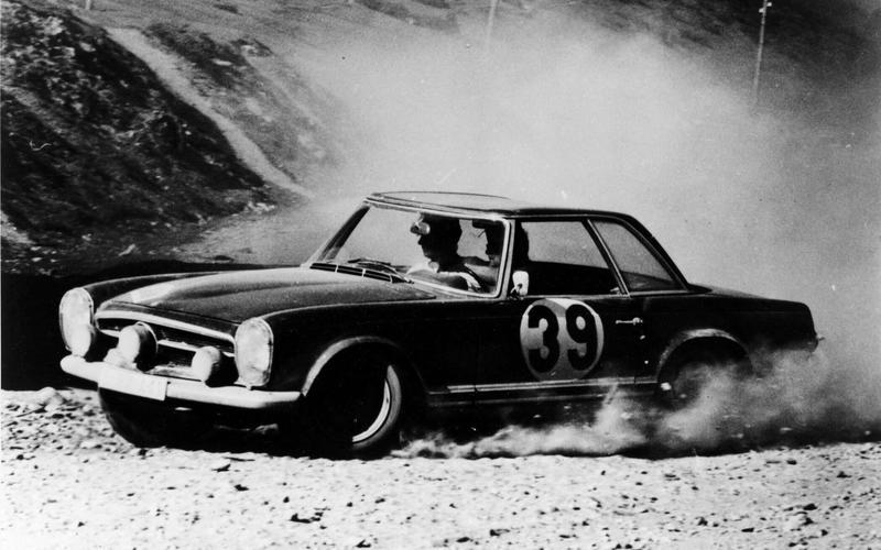Motor sport success
