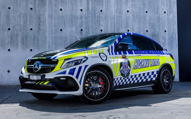 68: Mercedes-Benz GLE63 AMG Coupe (Australia)