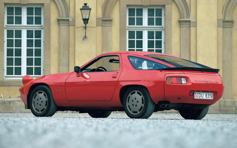Porsche 928S (1980)