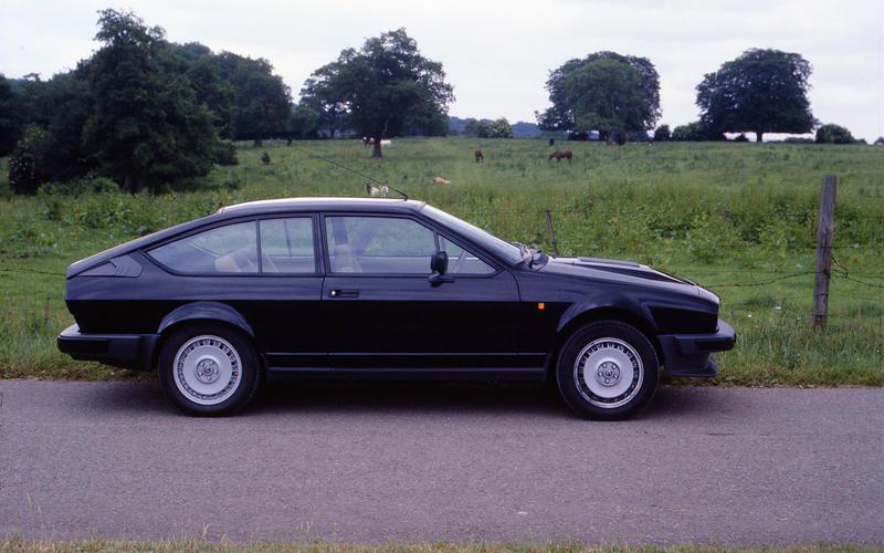Alfa Romeo GTV6 (Octopussy - 1983)
