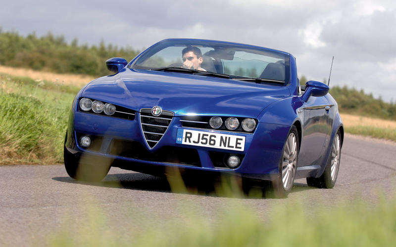 Alfa Romeo Spider (2007-10)