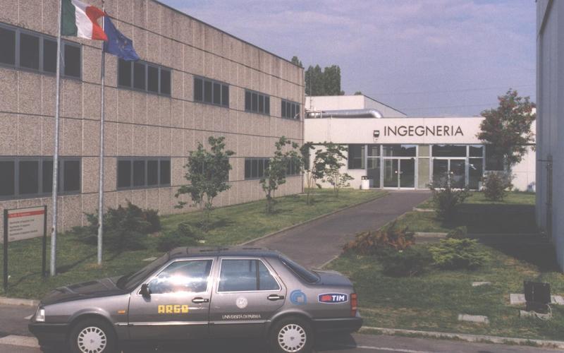 The autonomous Lancia (1996)