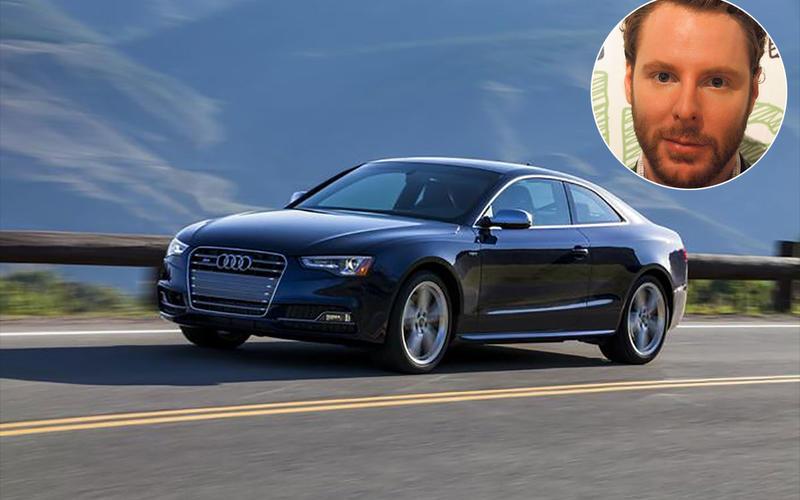Sean Parker - Audi S5