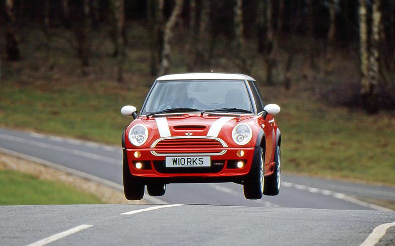BMW Mini (2001-NOW)