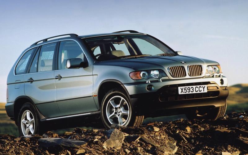 BMW X5 (1999)