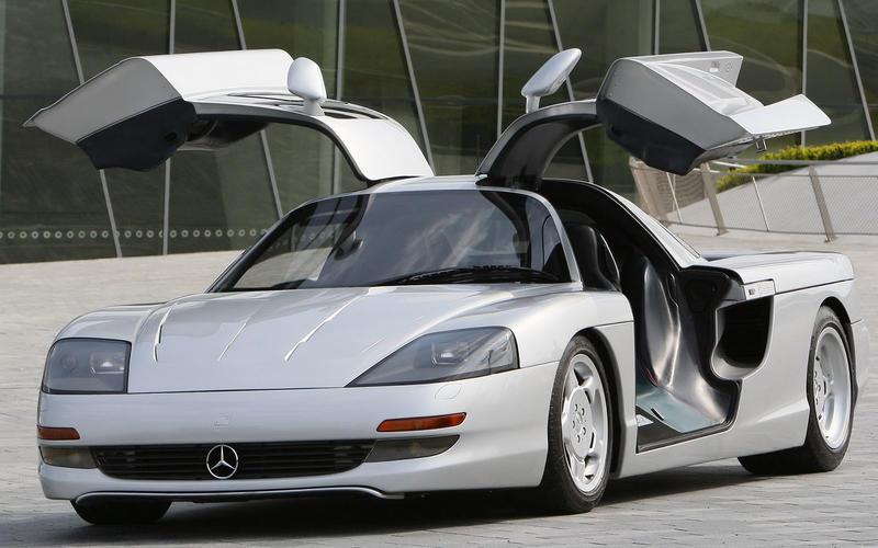 Mercedes-Benz C112 (1991)