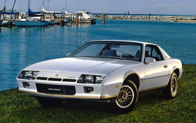 Chevrolet Camaro (1982)