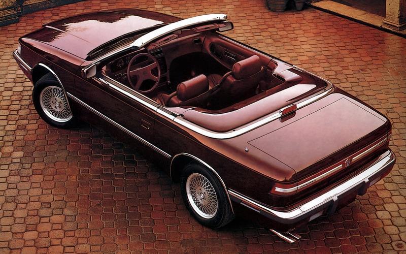 Chrysler TC by Maserati (1987)