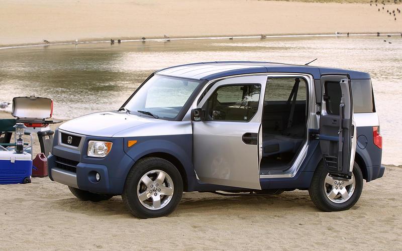 Honda Element (2003)