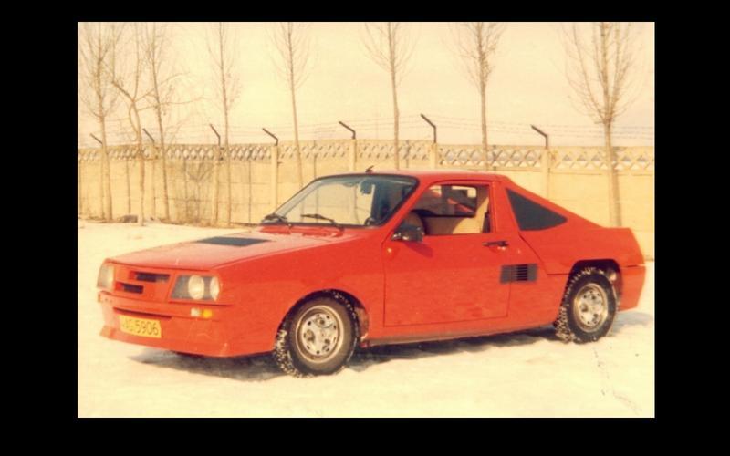 Dacia MD87 (1987)