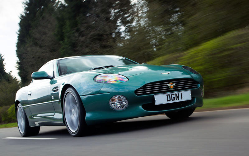 Aston Martin DB7 (1993)