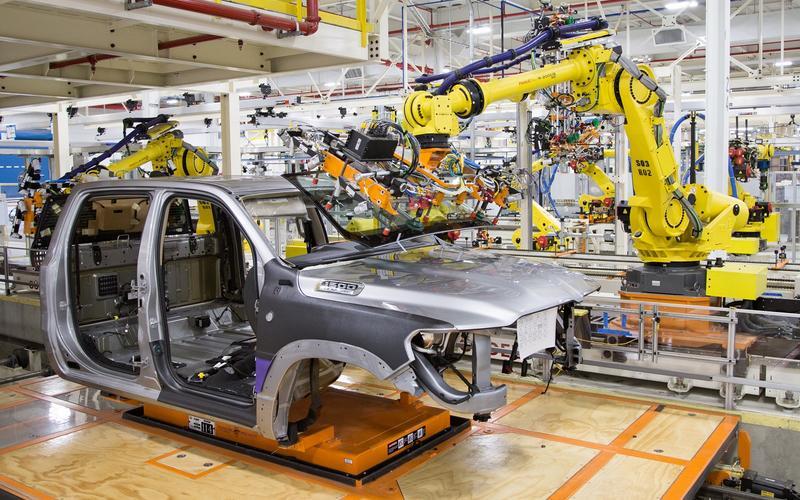 FCA's manufacturing footprint