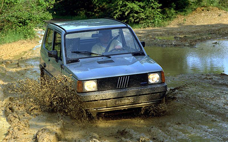 Fiat: Panda 4x4