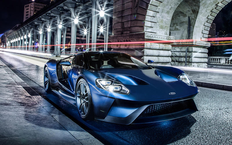 15: 2017 Ford GT