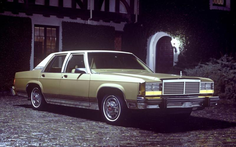 LTD (third generation, 1979)
