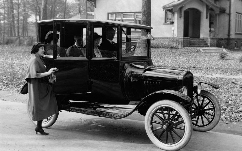 United States: Ford Model T