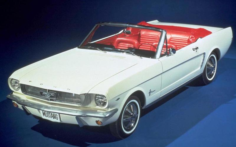 Ford Mustang (291,079)