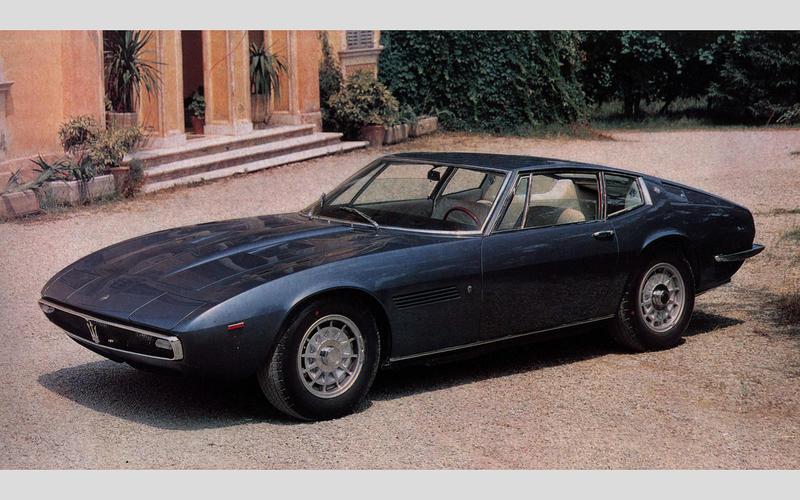 Maserati Ghibli (1966)
