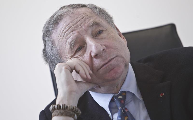 Jean Todt - President, Fédération Internationale de l'Automobile