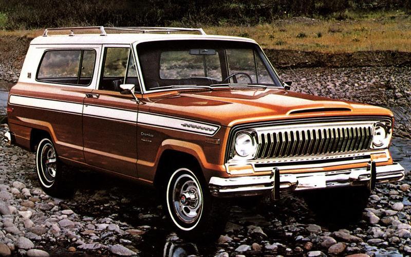 Cherokee (1974-1983)