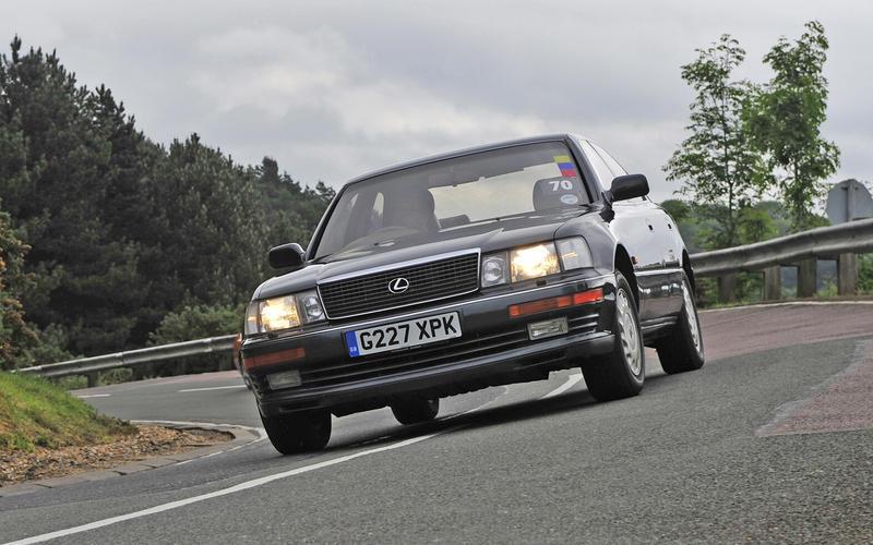 LEXUS LS 400 1989-1994
