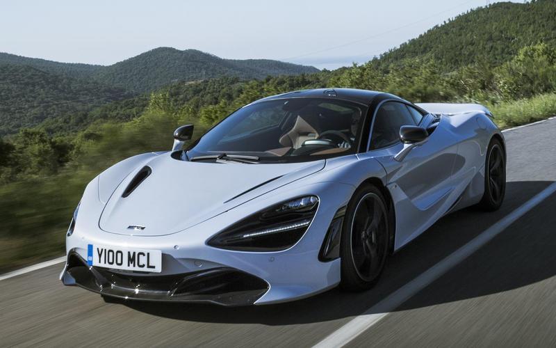 5: McLaren 720S