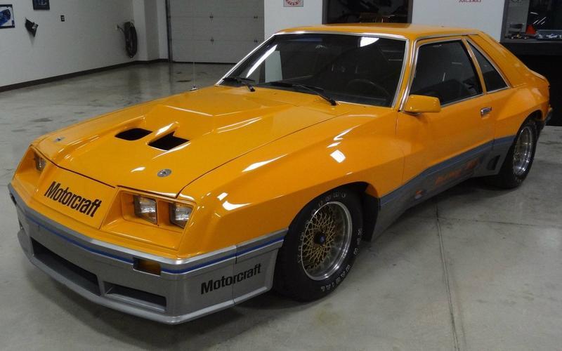 McLaren M81 (1980)