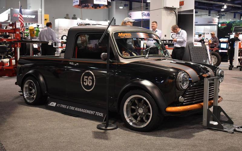 Mini-Cooper pickup (1968)
