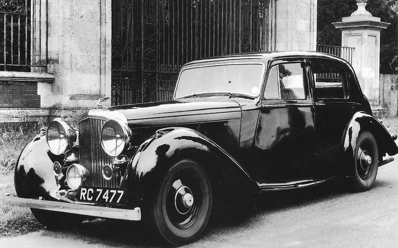 Bentley MkV (1939)
