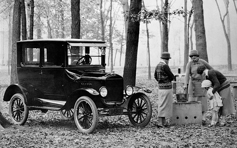 Model T Ford: the myth
