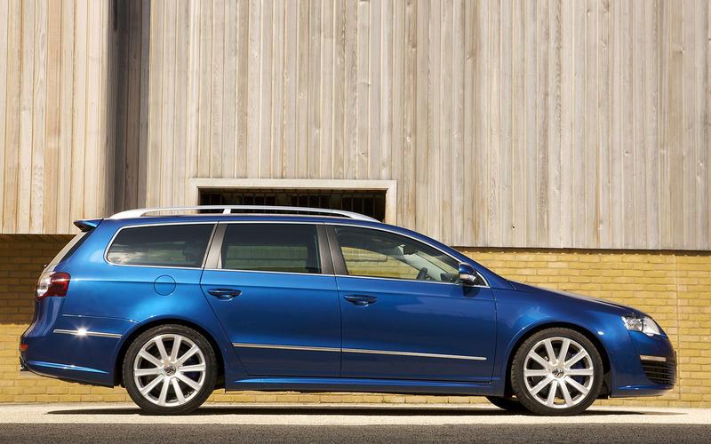 VW Passat R36 (2008)