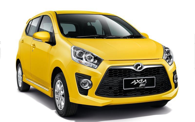 15: Malaysia, Perodua Axia – 86,379