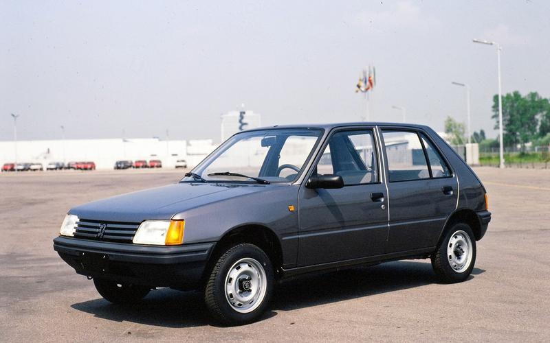 Peugeot 205 (1983)