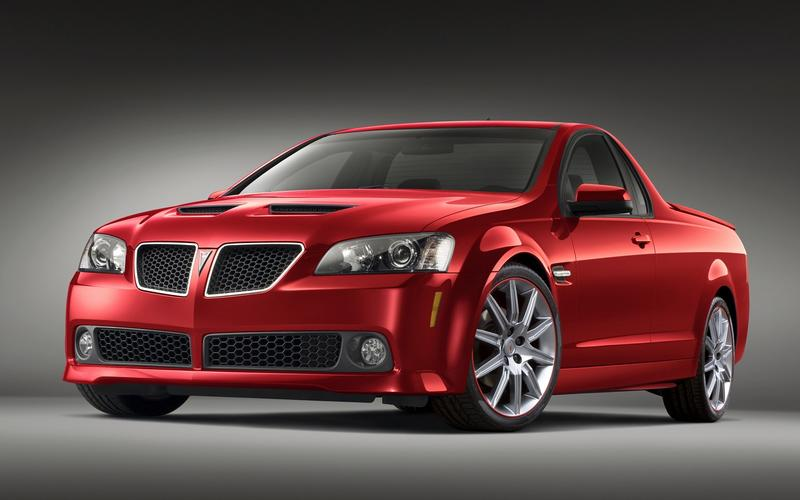 Pontiac G8 ST (2008)