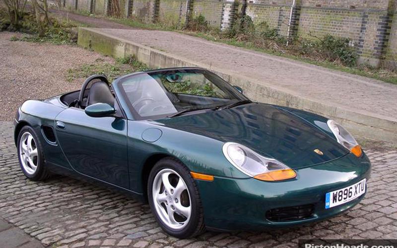 Porsche Boxster: 1996-2004