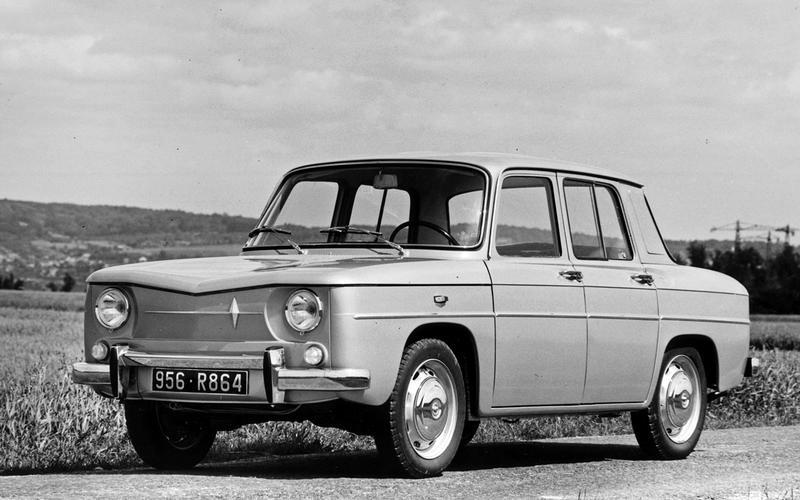 Renault R8 (1962)