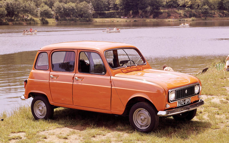 Renault 4 (1961-1994) – 33 YEARS