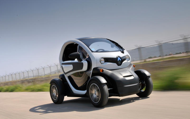 Renault Twizy (2012)