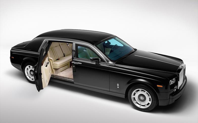 Rolls-Royce Phantom Armoured