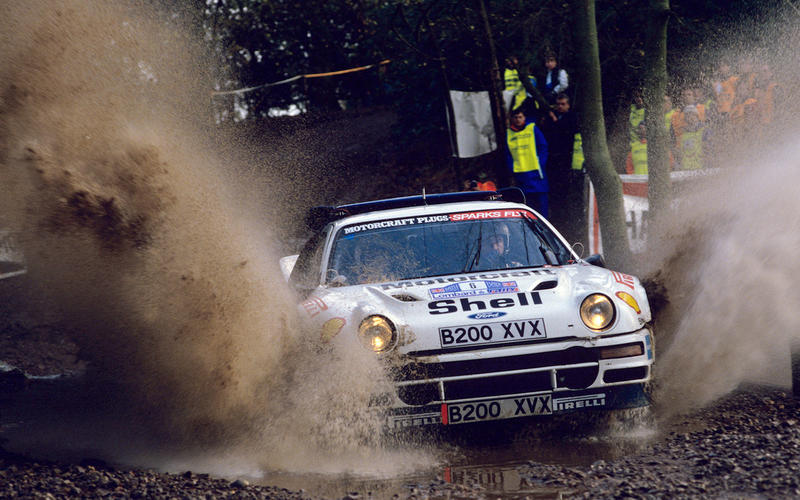 Ford RS200 (1984)